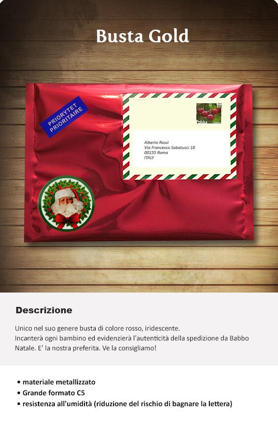 Indirizzo Di Babbo Natale Lapponia.La Lettera Di Babbo Natale Letterina