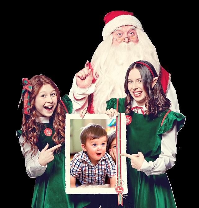 Lettera Di Babbo Natale E Il Video Originale Di Santa Claus