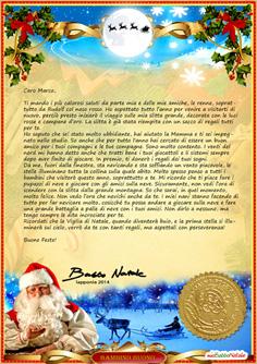 Le Lettere Di Babbo Natale.Quali Lettere Ricevo Elfi